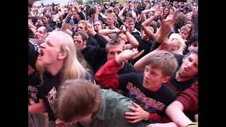 Darkane - Live at Sweden Rock festival 2003. Full show