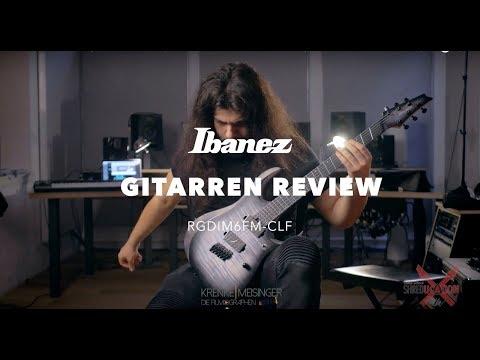 Ibanez RGDIM6FM|Review Deutsch|Beste Gitarre unter 1000 Euro?|Fishman Fluence Modern|Multiscale