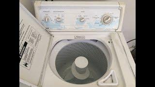 Lavadora Kenmore serie 80 - Cicló delicado