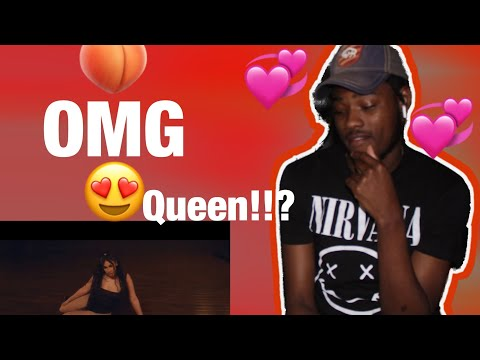 {REACTING TO MY CELEBRITY CRUSH} Queen Naija - Good Morning Text (Official Video)