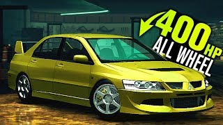 Need for Speed Underground 2 Let's Play - Buying an AWD Evo! (Part 20)