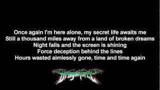 DragonForce - Reasons To Live | Lyrics on screen | HD