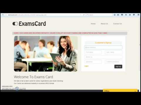 Exams Card | NECO Result Checker (Scratch Card) | JAMB Result Checker | WAEC Result Checker