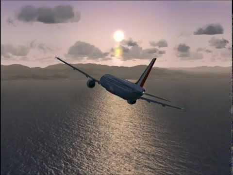 Flight Simulator FSX : Airbus A321 Alitalia Retro Livery EI