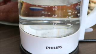Philips HD9340/00 Viva Collection Glaswasserkocher - Review und Test