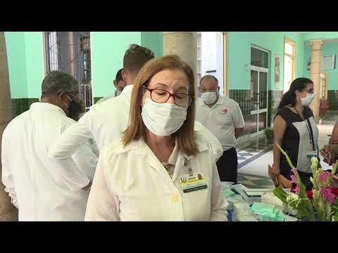 UNFPA entrega donación a instituciones de salud cubanas como parte de la respuesta a la COVID-19