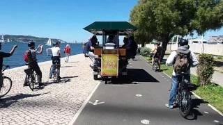 Bike tour Lisbon