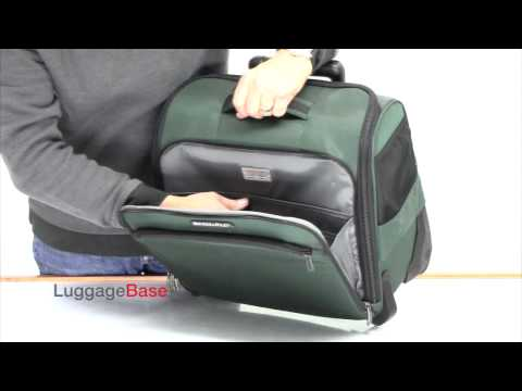 Review Briggs & Riley Transcend Wheeled Cabin Tote – LuggageBase.com