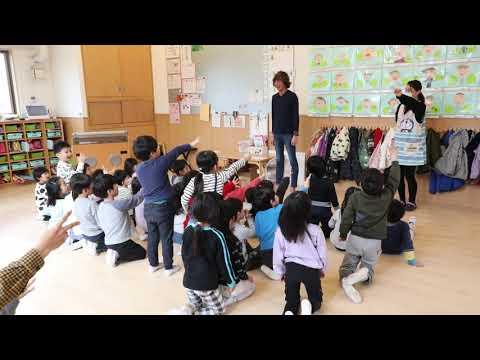 平成30年度 みなみ保育園 保育講座・実技編(まあ先生がやってきた!)4