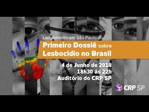 Lançamento em São Paulo do Primeiro Dossiê sobre Lesbocídio no Brasil