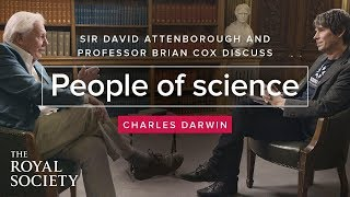 David Attenborough - Sir David Attenborough On Charles Darwin