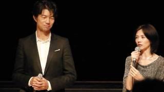 仲村亨映後Q&A台北電影節-東京陌生街道-1