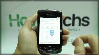 How to Transfer the Contacts from SIM Card to BlackBerry Torch 9800