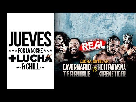 Lucha Libre REAL, Deportivo Reynosa | Jueves de +Lucha & Chill