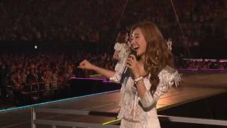 [HD] Live Snowy wish & Kissing you @ 1st Japan Tour 2011 - SNSD