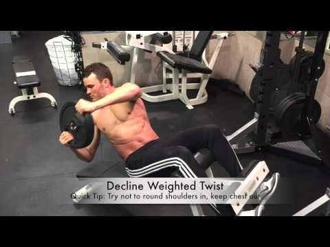 Decline Weighted Twist