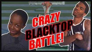 CRAZY BLACKTOP BATTLE!!! - NBA 2K16 Blacktop Gameplay ft. Flam