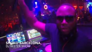DJ RESTER SHOW SHOKO BARCELONA