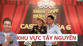 """Thách Thức Danh Hài 6 về Đà Lạt """"đãi cát tìm vàng"""", kiếm thí sinh 100 triệu!!!"""
