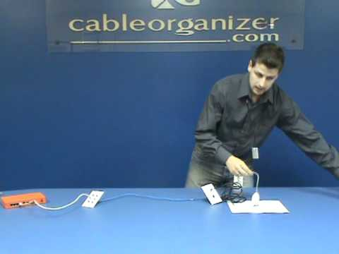 How to Use a RJ45 Splitter/Combiner