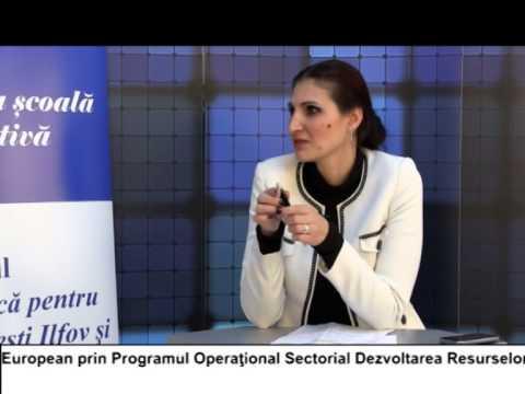 (VIDEO) Locuri de muncă pentru TINEri în București Ilfov și regiunea Vest – ANCA IONESCU (E20)