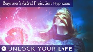 Beginners Astral Projection OBE Hypnosis / Meditation (Extended Relaxation To Release Astral Self)