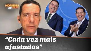 José Maria Trindade: Mourão e Bolsonaro têm relação de aparências