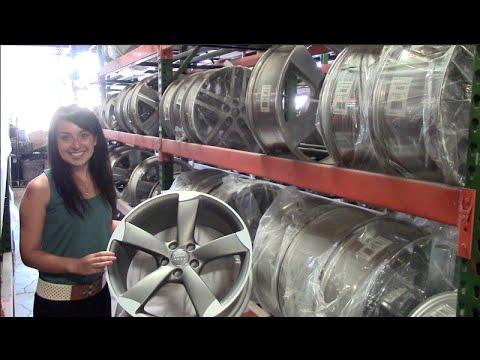 Factory Original Audi A6 Rims & OEM Audi A6 Wheels – OriginalWheel.com