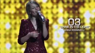 Anna Rossinelli - Shine In The Light (Tarracofestivalen 31)