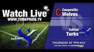 19-20 Girl's Soccer - Sultan vs. Coupeville