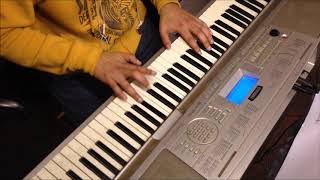 Vamonos Pal Monte - Salsa Piano Solo (Eddie Palmieri Style)