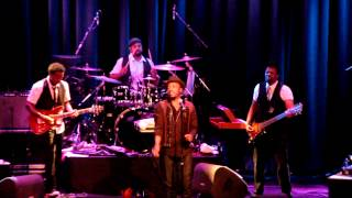 Anthony Hamilton - Better Days live @Melkweg, Amsterdam 18/04/12, HD