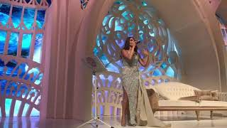 تشرفنا بتنظيم حفل زفاف ال ثاني ،، الكرام في قاعات شيراتون الدوحه مع الفنانه المميزه ميرنا طحان
