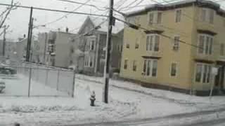 Winter in Providence, RI