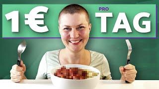 1 Woche Essen für 1€ pro Tag   Selbstexperiment