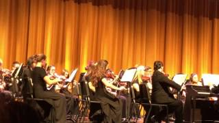 Kellam High Orchestra 2016 Christmas Concert - Once Upon a December