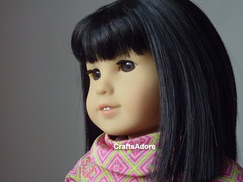 Opening American Girl Doll Ivy Ling historical best friend AG Doll ~HD PLEASE WATCH IN HD~