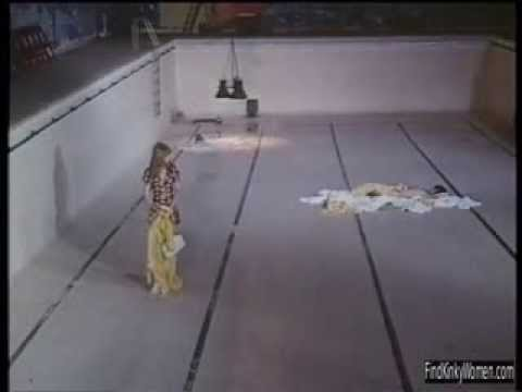 Deep End (1971) CFNM scene