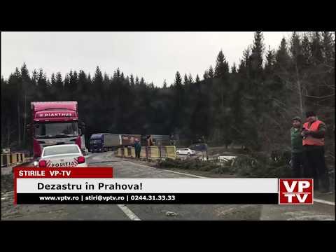 Dezastru în Prahova!