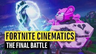 Fortnite Cinematics | The Final Battle (Season 9)