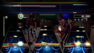Rock Band 4 - Hail to the King by Avenged Sevenfold - Expert - Full Band