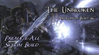 Skyrim Build - The Unbroken - Paralyzing Battlemage
