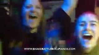 Shake Rattle & Roll Dueling Pianos - Video of the Week - OPENING NIGHT AT PATRICK'S!
