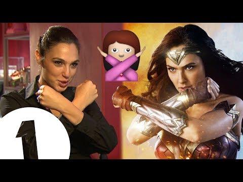 Gal Gadot on Wonder Woman's...