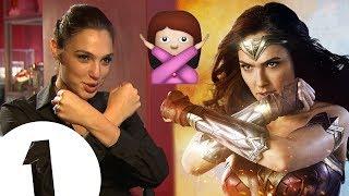 Gal Gadot on Wonder Woman