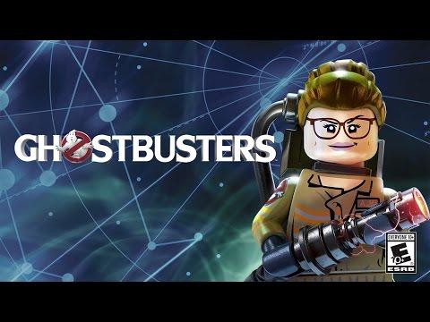 Vidéo LEGO Dimensions 71242 : Ghostbusters
