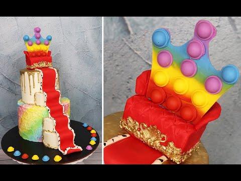 """Идея торта по теме """"Поп-Ит"""""""