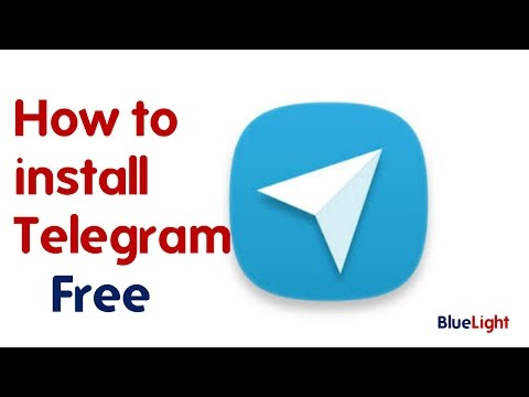 How to Install Telegram On PC With or Without BlueStacks (Windows 10/7/8 and MAC also) - BlueLight
