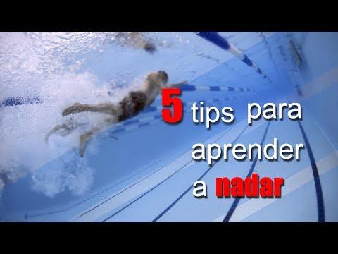 Tips sencillos Para Aprender a Nadar (2018)