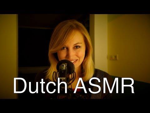 Nederlandse ASMR | Dutch ASMR | Whispers & slow tapping